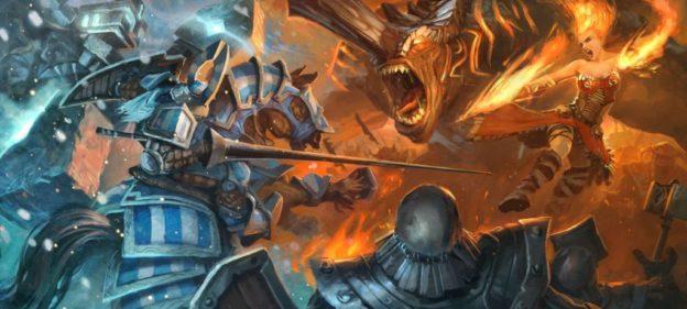 """""""Battleforge"""". (EA Phenomic)"""