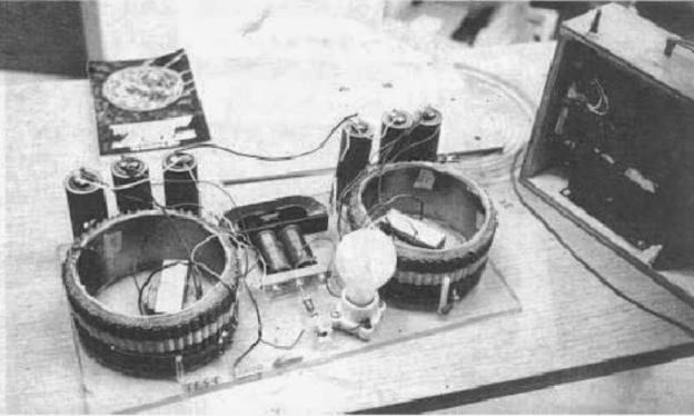 Henderšoto generatorius - tai ilga istorija.