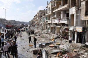 Libija po išvadavimo.