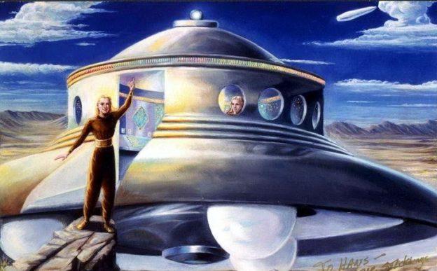 Kontaktas su nežemiškom civilizacijom
