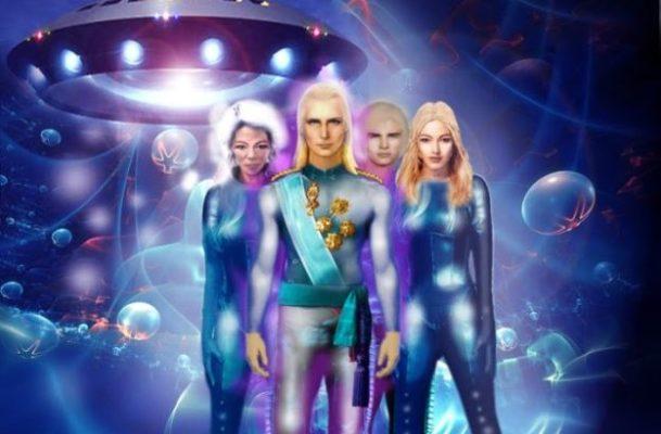 Galaktikos šviesos federacijos atstovai