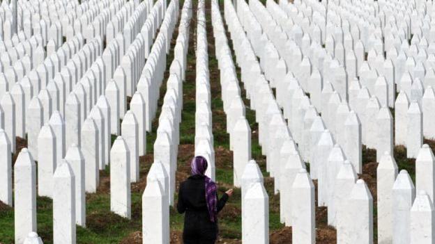 Bosnijos karo aukos