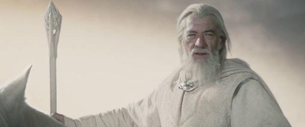 Galingasis burtininkas Gendalfas (Žiedų valdovas)