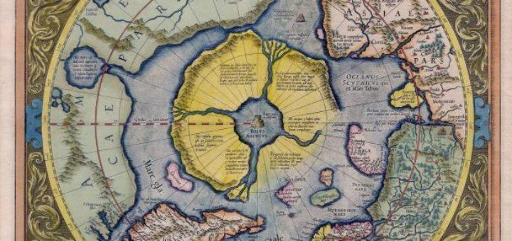 Hiperborėja - tolimoji šalis tikroje šiaurėje (1623 m.)