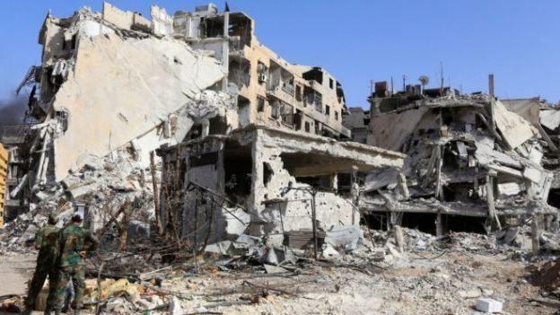 Kas lieka po karų (Sirija)