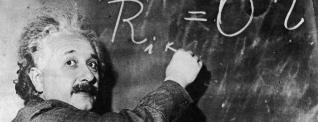 Albertas Einšteinas