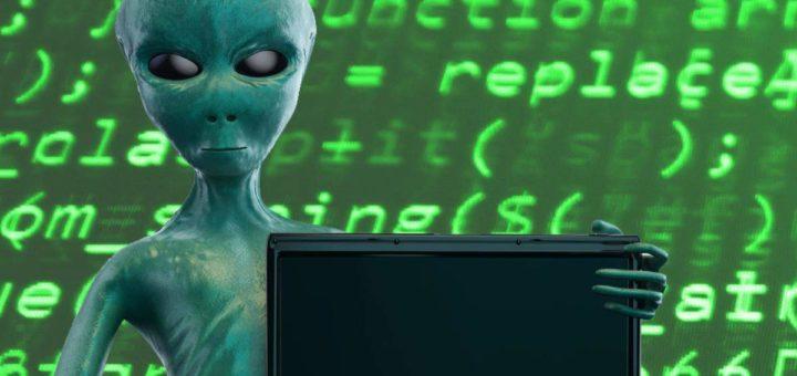 Nežemiški hakeriai (Shutterstock).