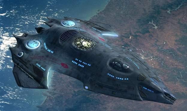 USS Relativity, 29 amžiaus kosminis laivas, galintis keliauti laike (Star Trek).