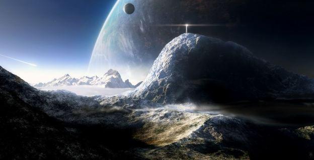 Nežemiški pasauliai